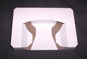 1 Box Insert - Empty N64 Box