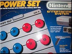 Nintendo NES Power Set Complete In Box