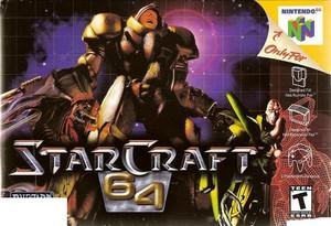 Complete Star Craft 64 - Nintendo N64