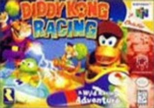 Complete Diddy Kong Racing - N64