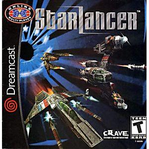 StarLancer - Dreamcast Game
