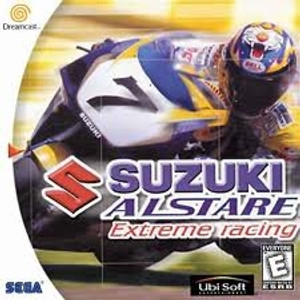 Suzuki Alstare Extreme Racing - Dreamcast Game
