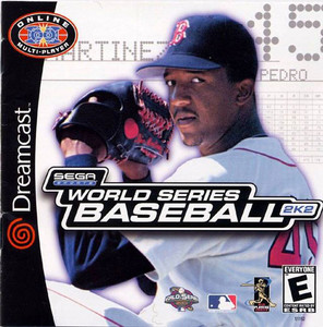 Complete World Series Baseball 2K2 - Dreamcast Game