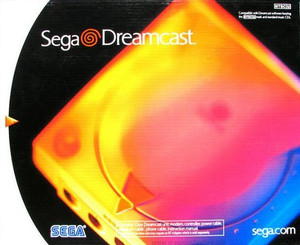 Complete Sega Dreamcast System with Controller and Console Box