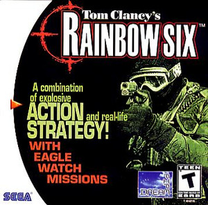 Complete Rainbow Six  - Dreamcast Game