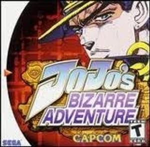 Complete Jo Jo's Bizarre Adventure - Dreamcast  Game
