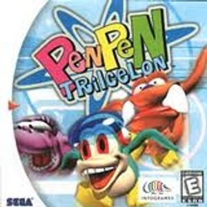 PenPen Trilcelon - Dreamcast Game