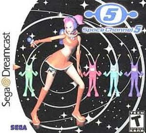 Complete Space Channel 5 - Dreamcast Game