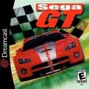 Complete Sega GT - Dreamcast Game