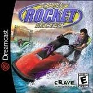 Complete Surf Rocket - Dreamcast Game