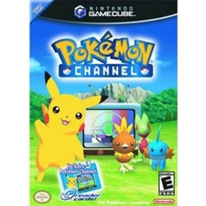 Pokemon Channel - GameCube Game