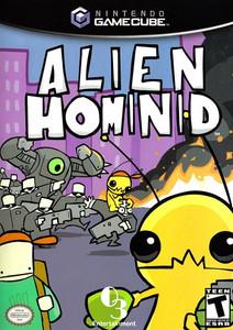 Alien Hominid - GameCube Game