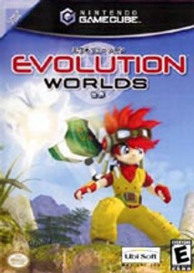 Evolution Worlds - GameCube Game