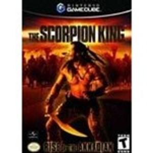 Scorpion King Rise of The Akkadian - GameCube Game