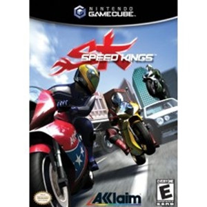 Speed Kings - GameCube Game