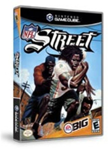 NFL Street - GameCube Game
