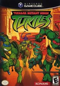 Teenage Mutant Ninja Turtles - GameCube Game