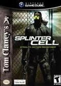 Splinter Cell - GameCube Game