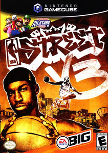 NBA STREET V3 - GameCube Game