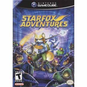 Star Fox Adventures Nintendo Gamecube Game For Sale.