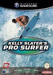 Kelly Slater's Pro Surfer - GameCube Game