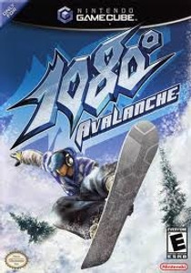 1080 Avalanche - GameCube Game