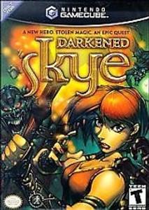 DARKENED SKYE - GameCube Game