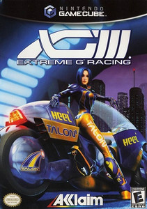 XG3 EXTREME G RACING - GameCube Game