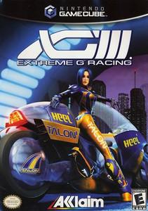 XG3 EXTREME G RACING - GameCube Game