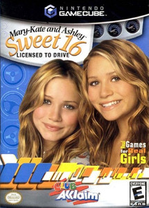 MARY-KATE AND ASHLEY SWEET 16 - GameCube Game