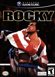ROCKY - GameCube Game