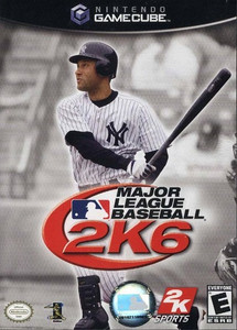 MAJOR LEAGUE Baseball 2K6 - GameCube Game