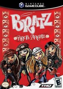 BRATZ ROCK ANGELZ - GameCube Game