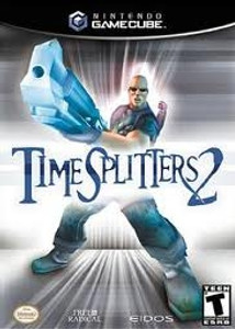 Time Splitters 2 - GameCube Game
