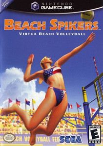 Beach Spikers - GameCube Game