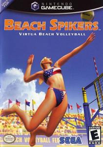 Beach Spikers - GameCube Game