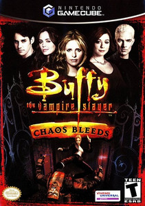 BUFFY The VAMPIRE SLAYER CHAOS - GameCube Game