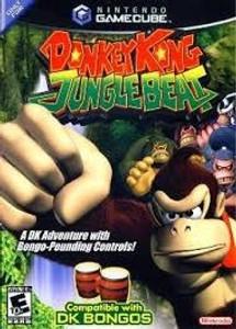 Donkey Kong Jungle Beat - GameCube Game