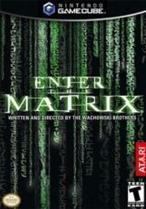 ENTER The MATRIX - GameCube Game
