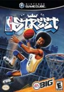 NBA STREET - GameCube Game