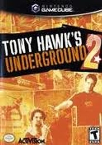 Tony Hawk's UNDERGROUND 2 - GameCube Game