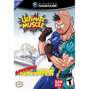 Ultimate Muscle Legends Vs. New Generations - GameCube Game