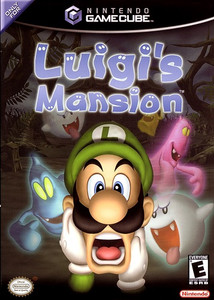 Luigi's Mansion - GameCube Game