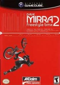 Dave Mirra Freestyle BMX 2 - GameCube Game