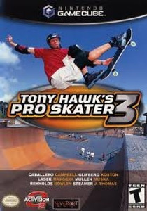 Tony Hawk's Pro Skater 3 - GameCube Game