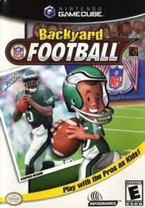 BACKYARD Football - GameCube Game