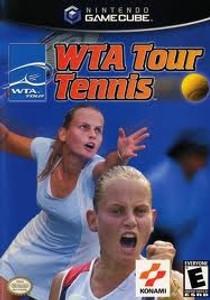 WTA Tour Tennis - GameCube Game