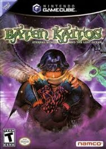 Baten Kaitos - GameCube Game