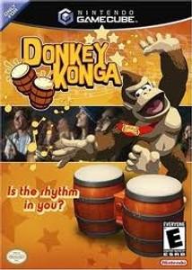 Donkey Konga - GameCube Game
