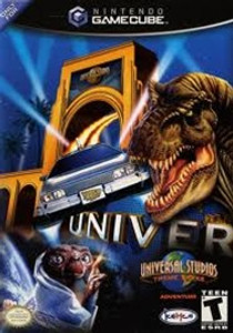 Universal Studios - GameCube Game